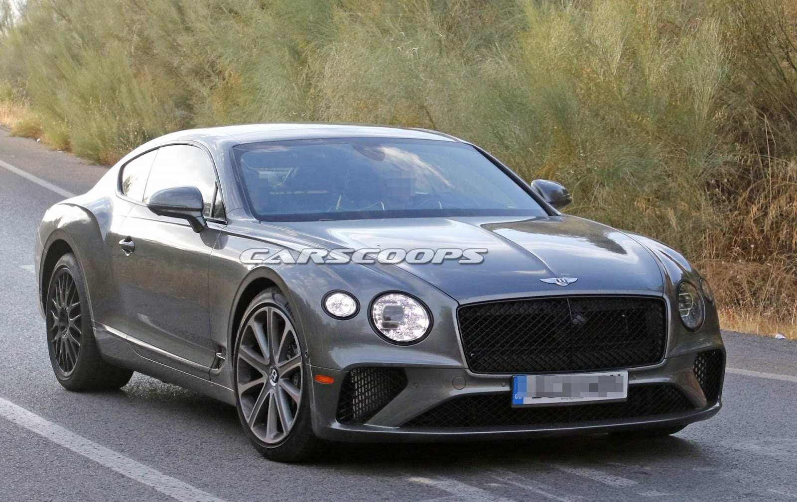 43 New 2020 Bentley Continental GT Model