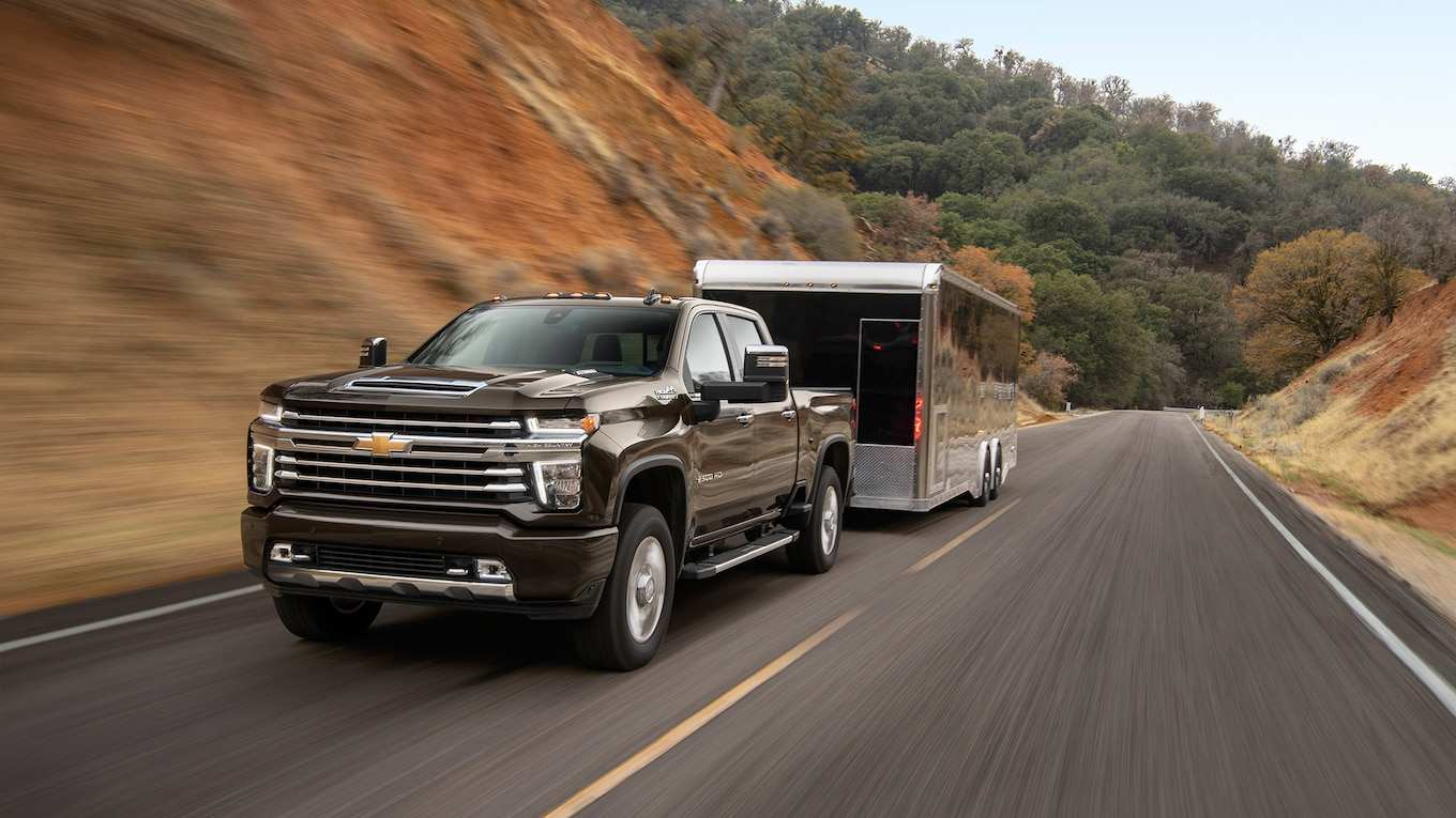 43 New 2020 Chevy 2500Hd Spesification
