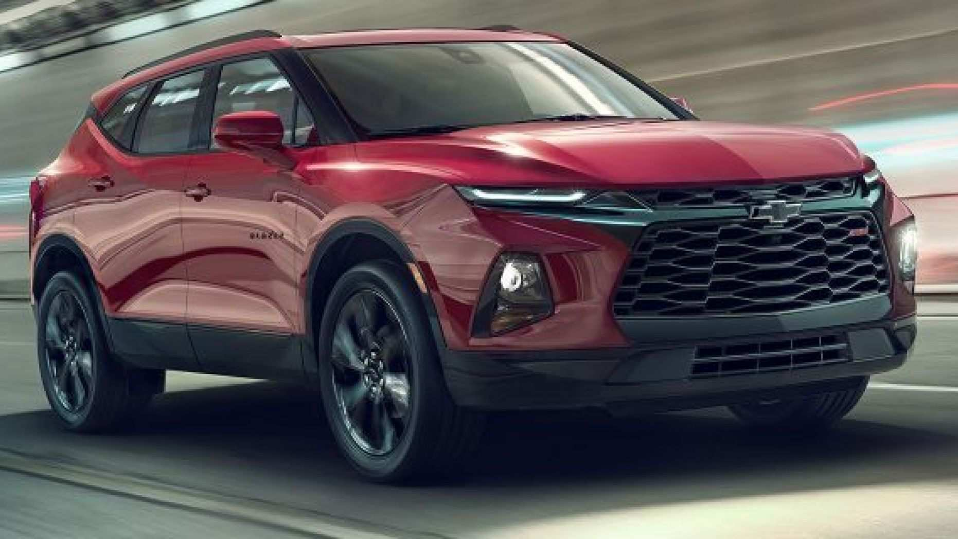 43 New 2020 Chevy Blazer Specs And Review