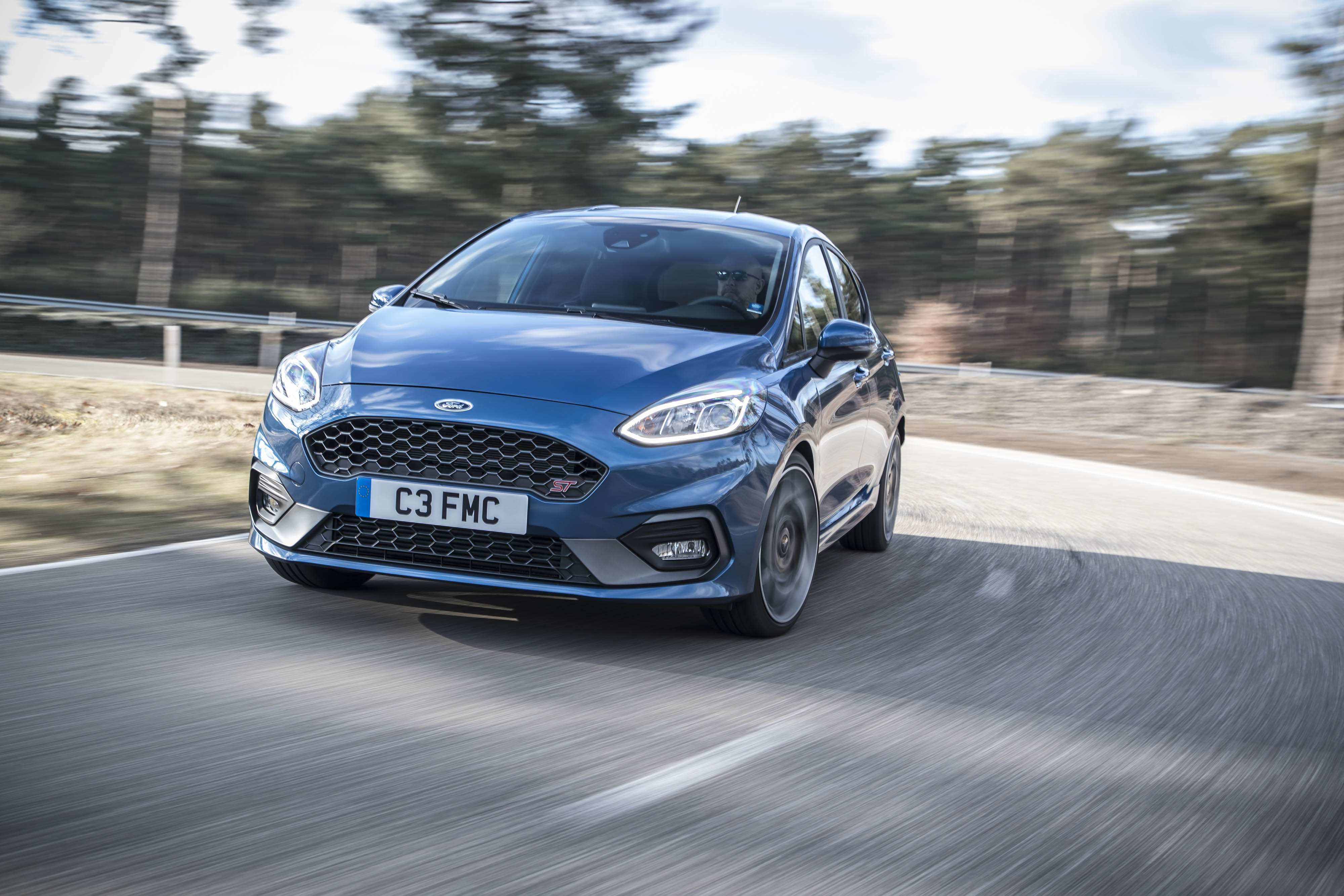 43 New 2020 Fiesta St Pictures