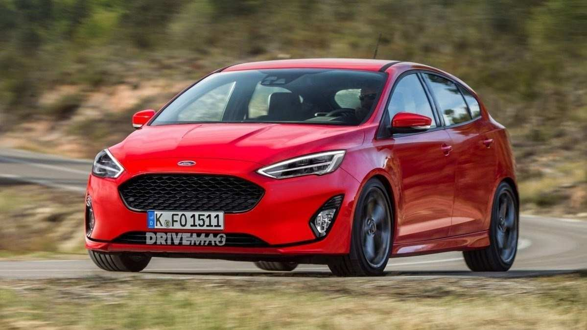 43 New 2020 Ford Fiesta St Rs Release Date And Concept