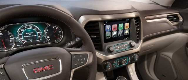 43 New 2020 Gmc Acadia Denali Redesign And Review