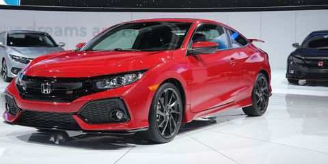 43 New 2020 Honda Civic Si Sedan Review