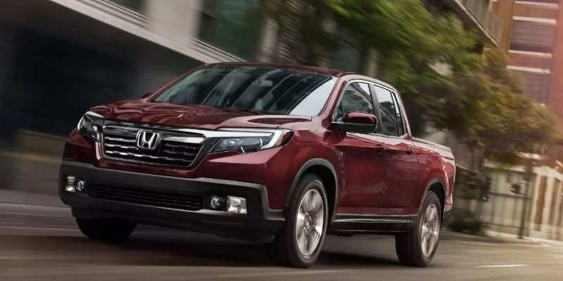43 New 2020 Honda Ridgeline Redesign And Review