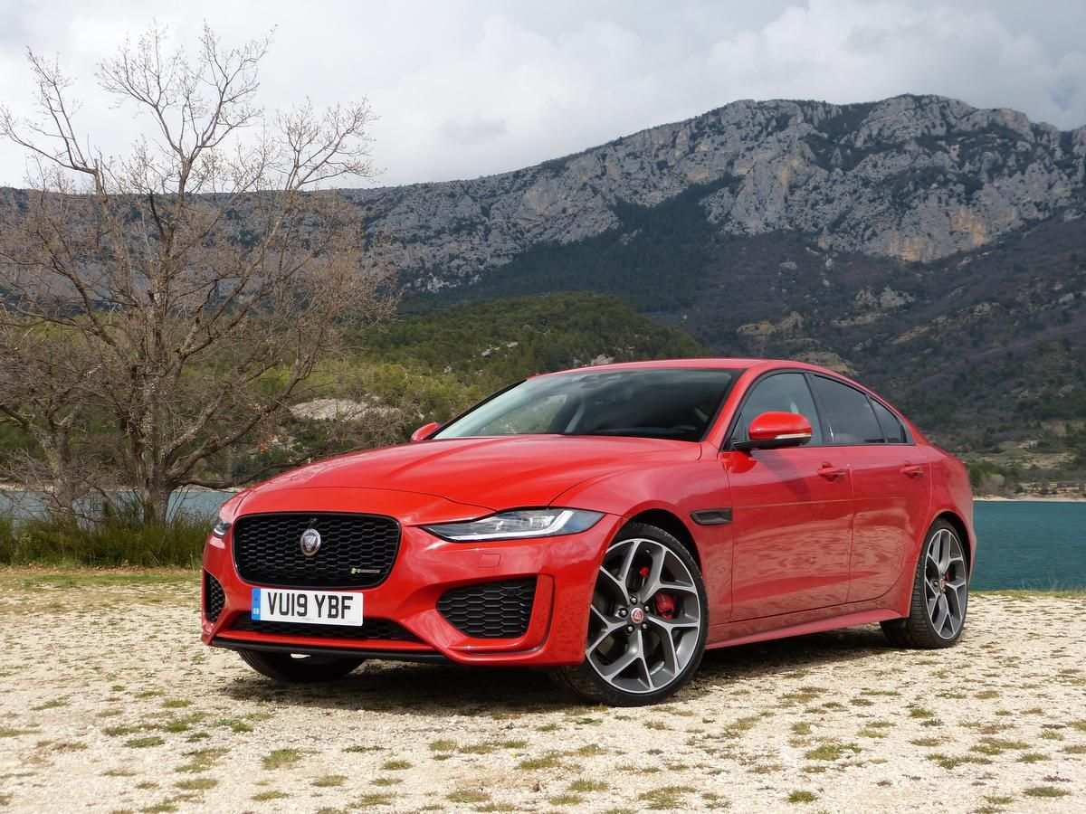 43 New 2020 Jaguar Xe Sedan Research New