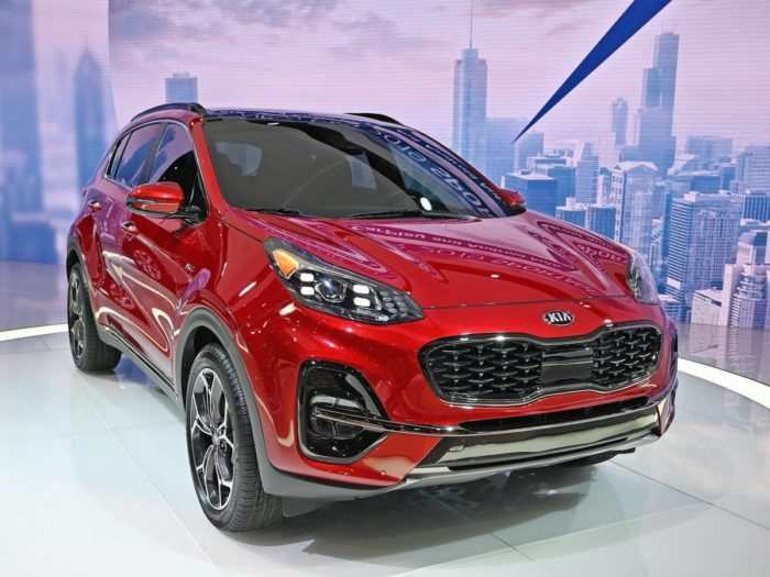 43 New 2020 Kia Sportage Review Concept And Review