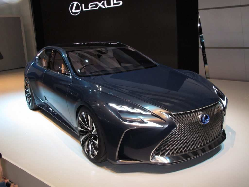 43 New 2020 Lexus Ls 460 Interior