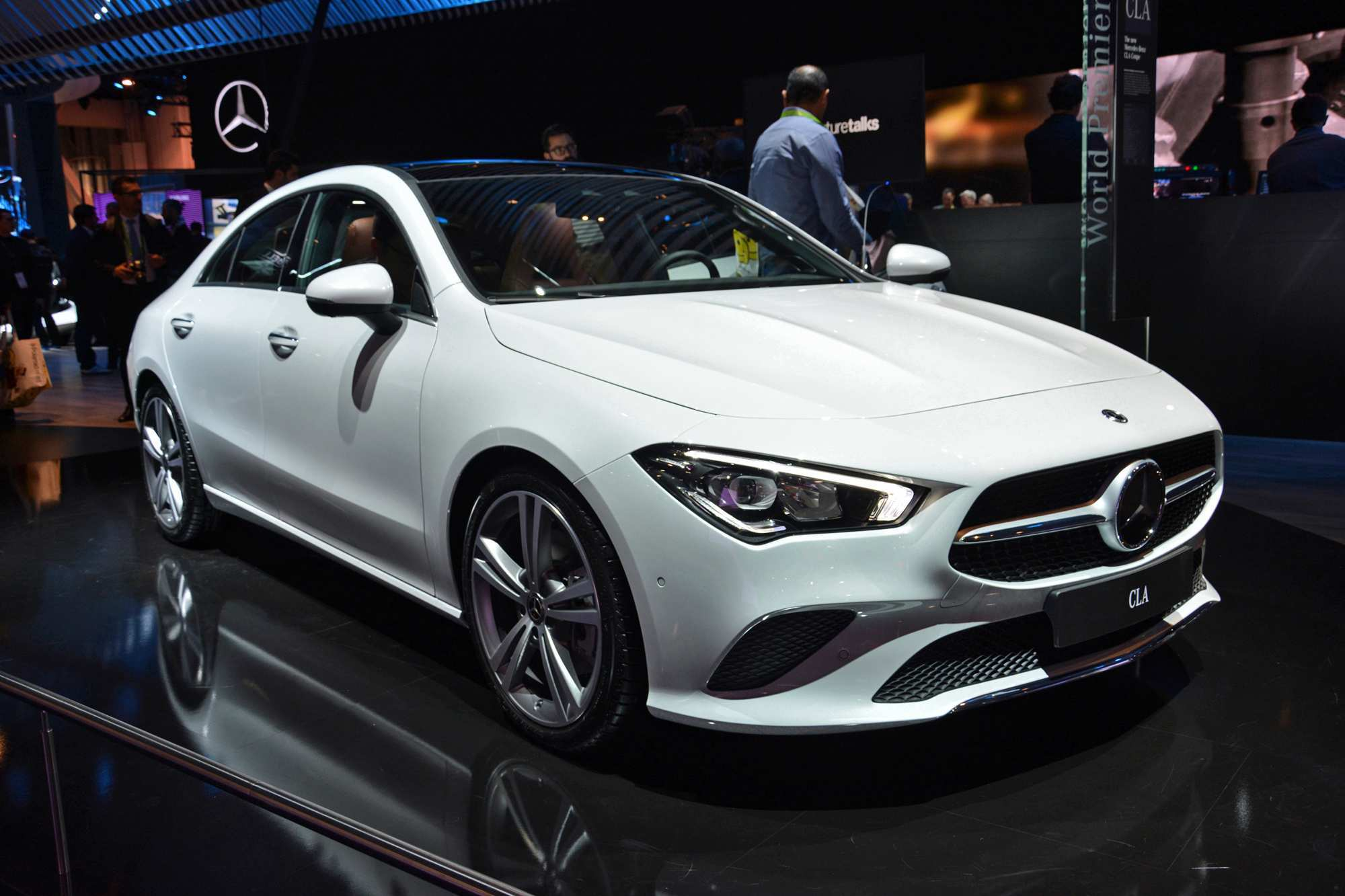 43 New 2020 Mercedes CLA 250 Performance