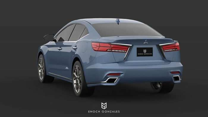 43 New 2020 Mitsubishi Galant Review