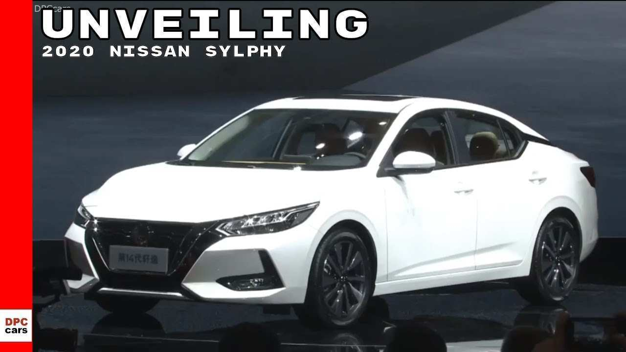 43 New 2020 Nissan Sentra New Concept