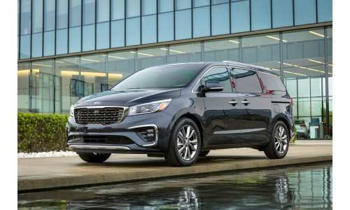 43 New 2020 The All Kia Sedona History