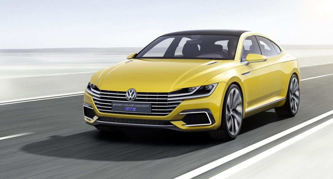 43 New 2020 Volkswagen CC Speed Test