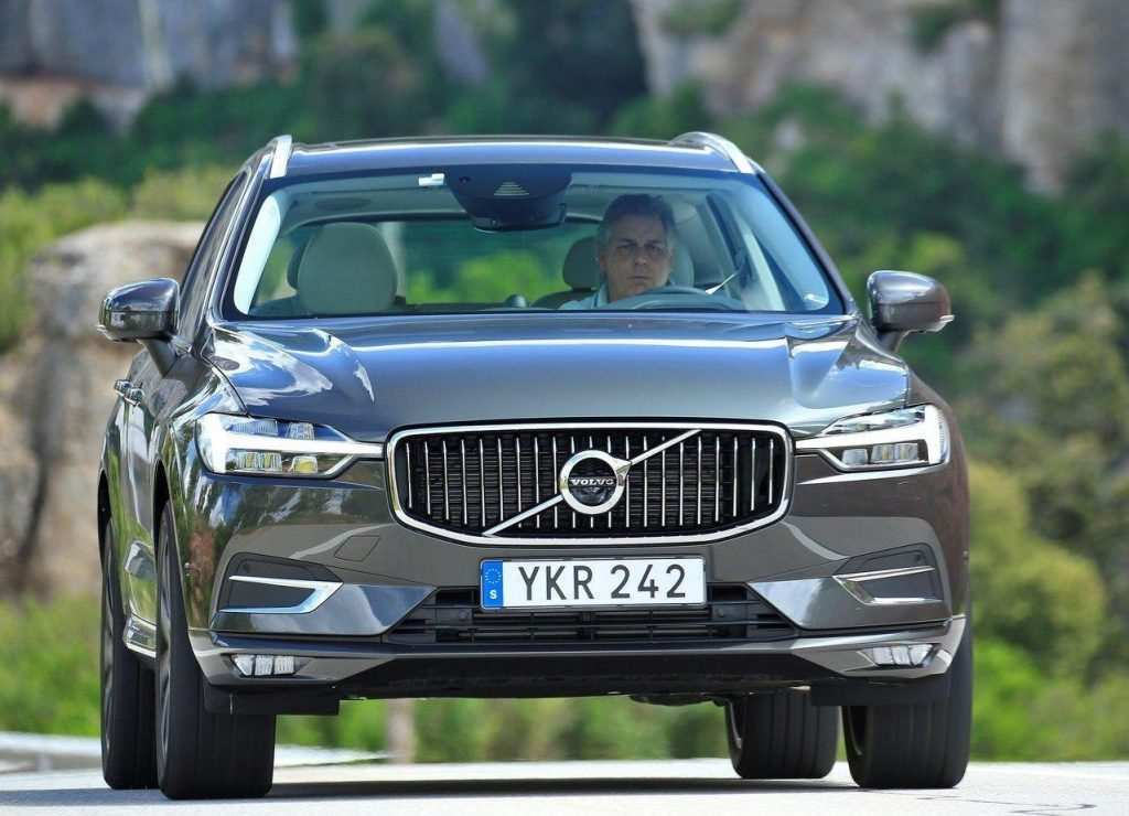 43 New 2020 Volvo XC60 Release Date And Concept
