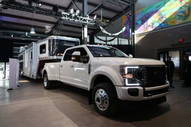 43 New Ford V10 2020 Ratings