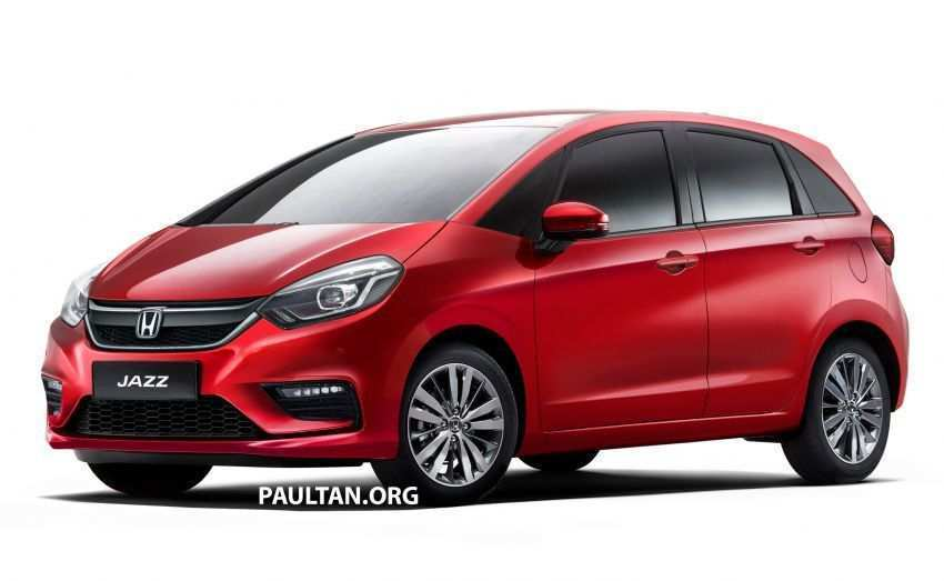 43 New Honda Baru 2020 Performance