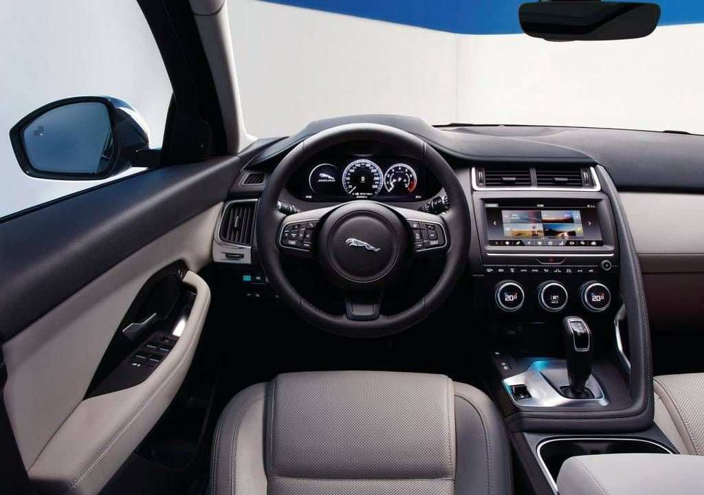 43 New Jaguar F Pace 2019 Interior Reviews