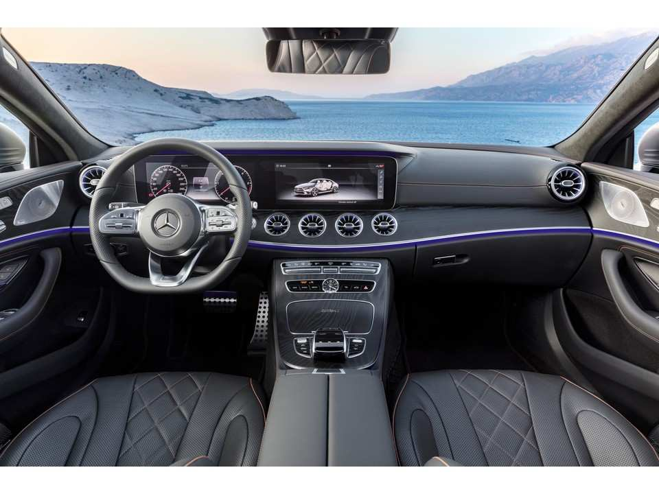 43 New Mercedes Interior 2019 Redesign And Review