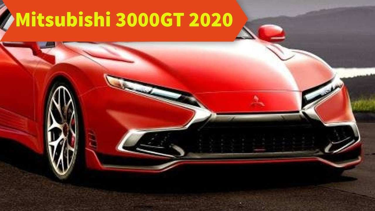 43 New Mitsubishi 3000Gt 2020 Release Date And Concept