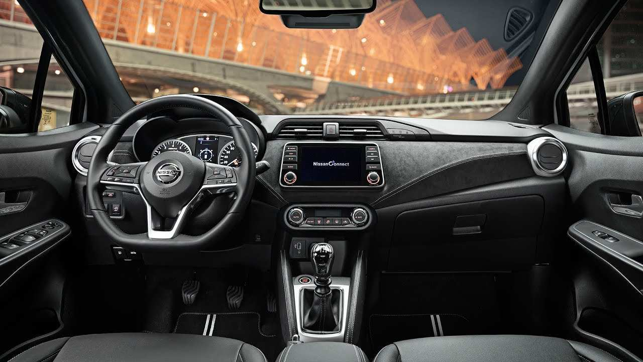 43 New Nissan 2019 Interior Redesign And Review