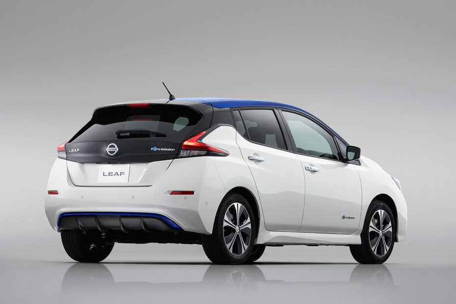 43 New Nissan Leaf 2019 60 Kwh Release Date And Concept
