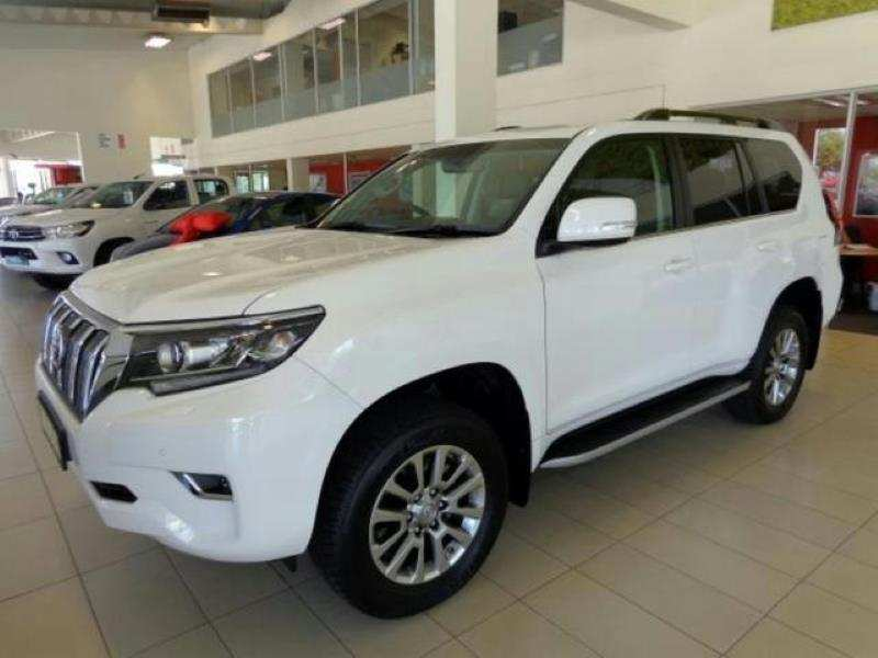 43 New Prado Toyota 2019 Redesign