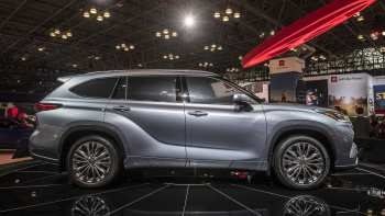 43 New Toyota Highlander 2020 Price Exterior