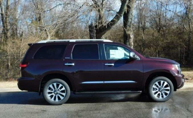 43 New Toyota Sequoia 2019 Redesign Release Date