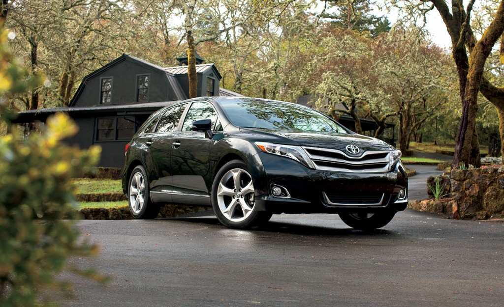 43 New Toyota Venza 2020 Model Release