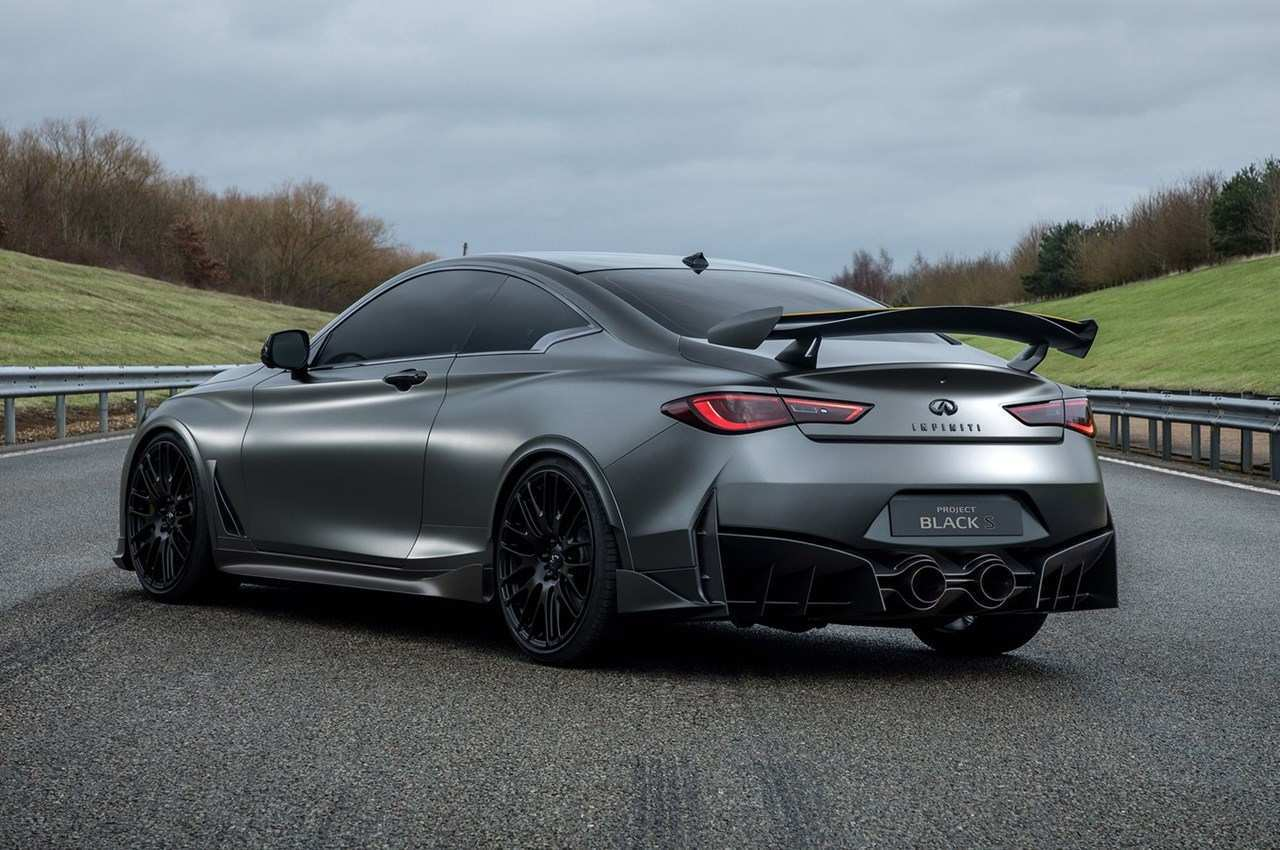 43 New What S New For Infiniti In 2020 History