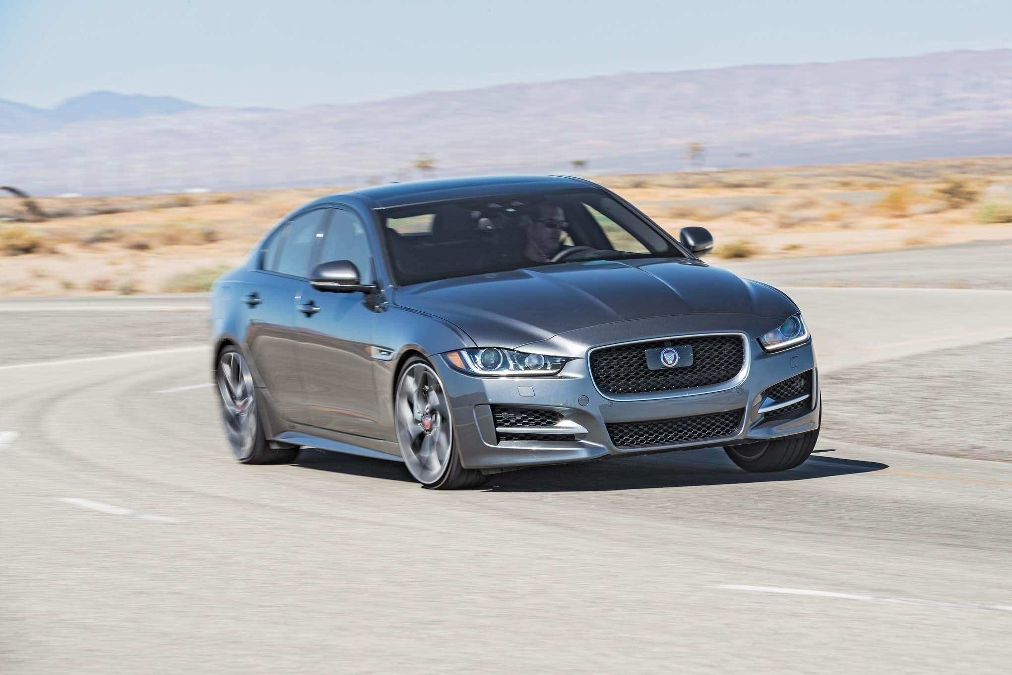 43 The 2019 All Jaguar Xe Sedan Wallpaper