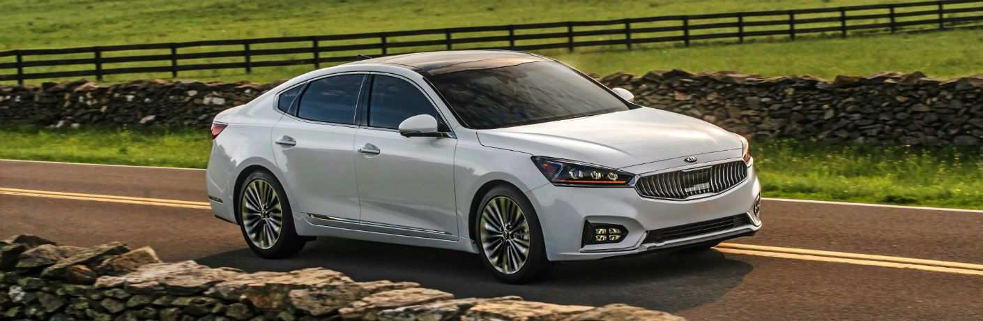 43 The 2019 All Kia Cadenza Photos