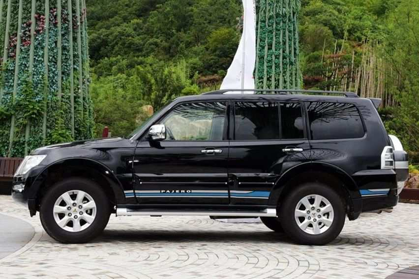 43 The 2019 All Mitsubishi Pajero Prices