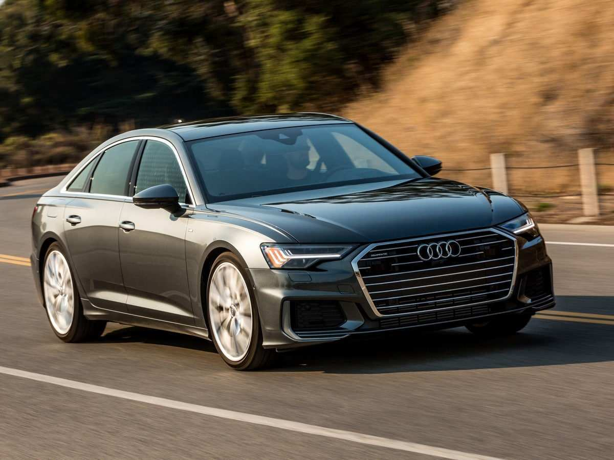 43 The 2019 Audi A6 Comes Redesign And Concept