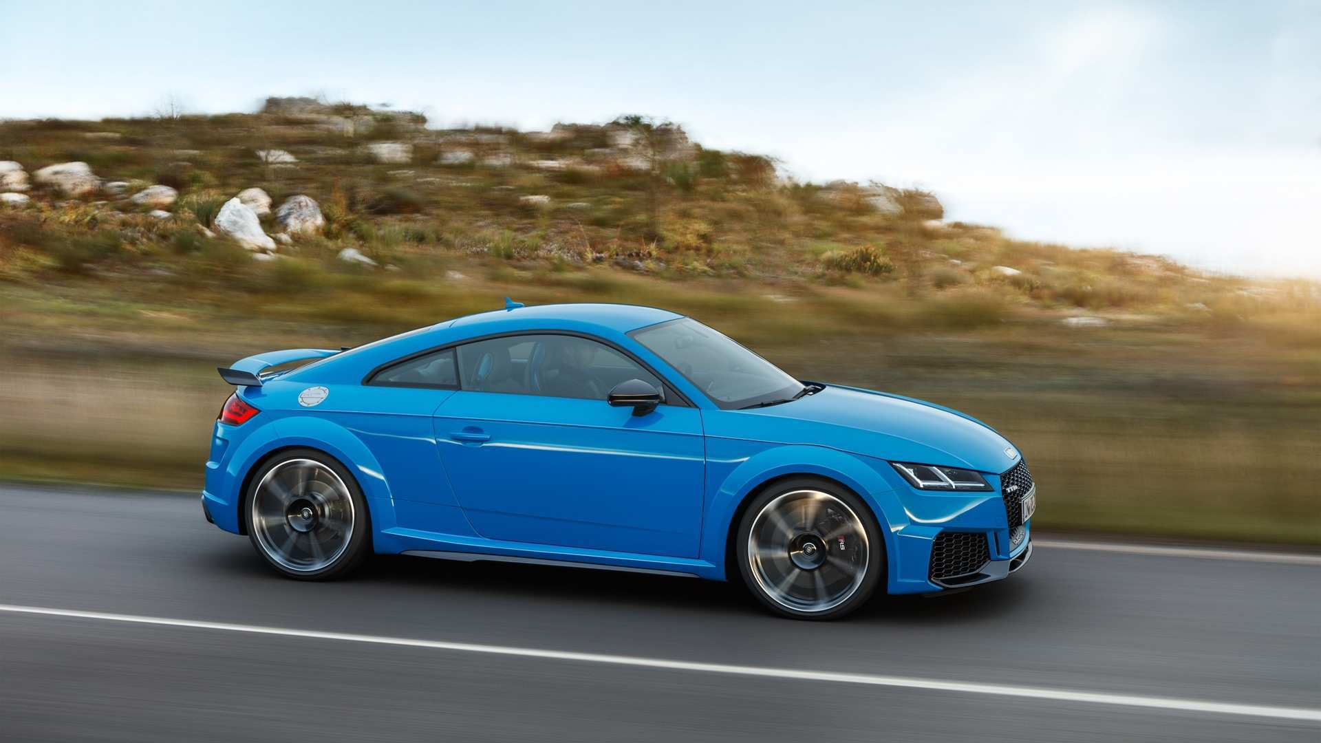 43 The 2019 Audi TT Spy Shoot