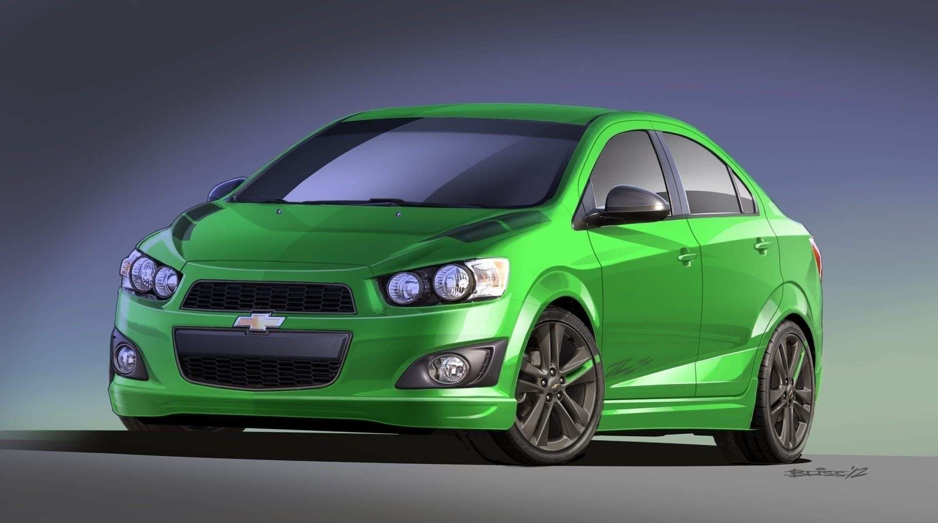 43 The 2019 Chevy Sonic Ss Ev Rs Style