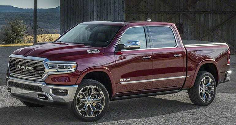 43 The 2019 Dodge Ram 1500 Review