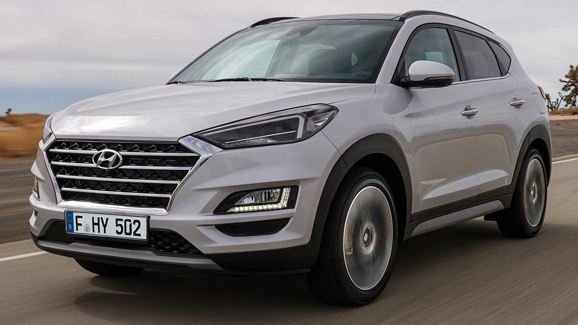 43 The 2019 Hyundai Tucson Performance And New Engine