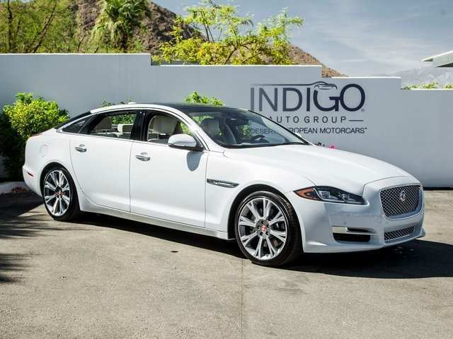 43 The 2019 Jaguar XJ Images