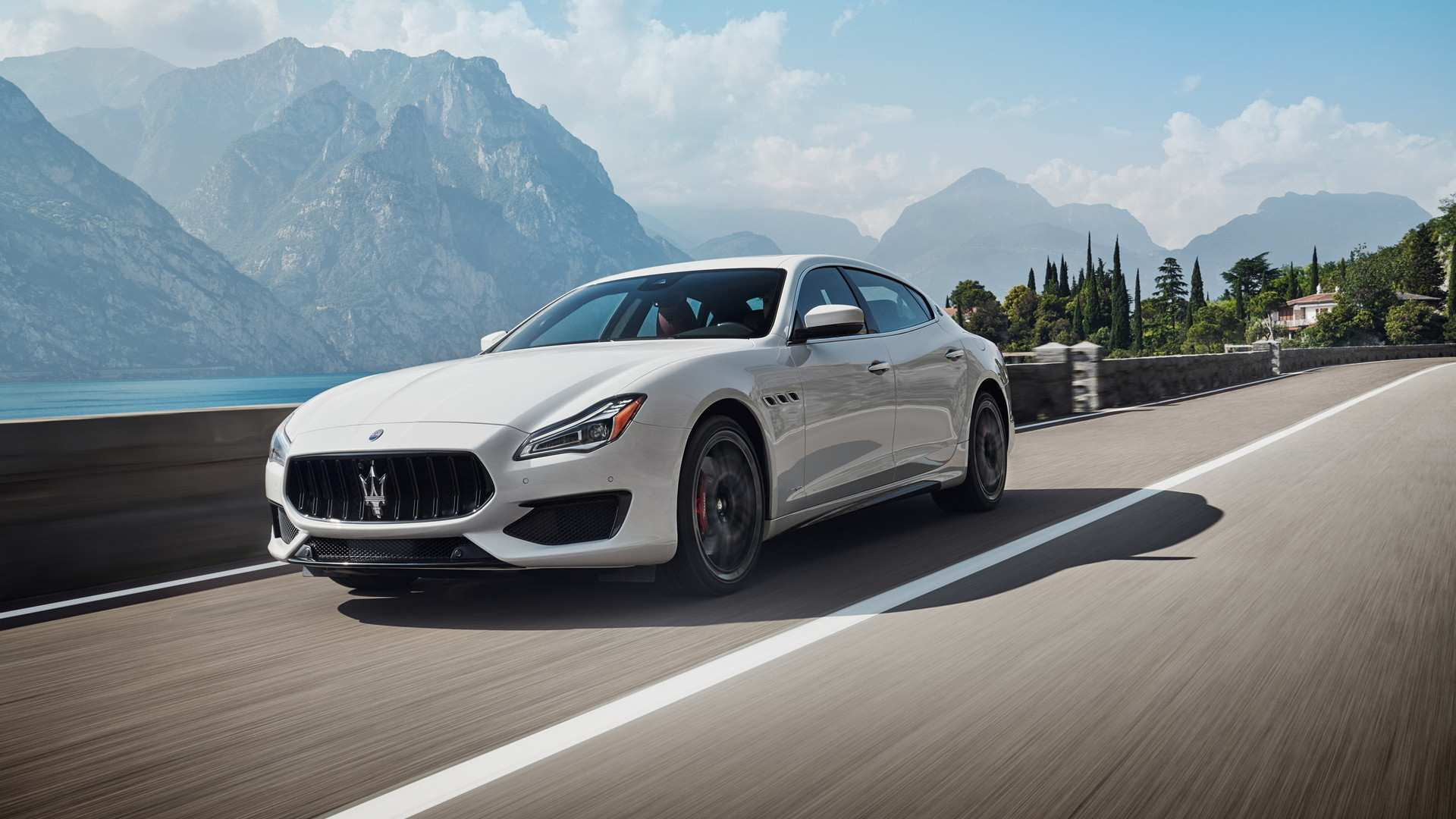 43 The 2019 Maserati Quattroportes New Concept
