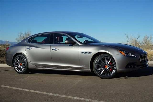 43 The 2019 Maserati Quattroportes Pricing
