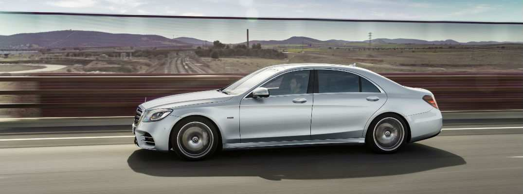 43 The 2019 Mercedes Benz S Class Spesification