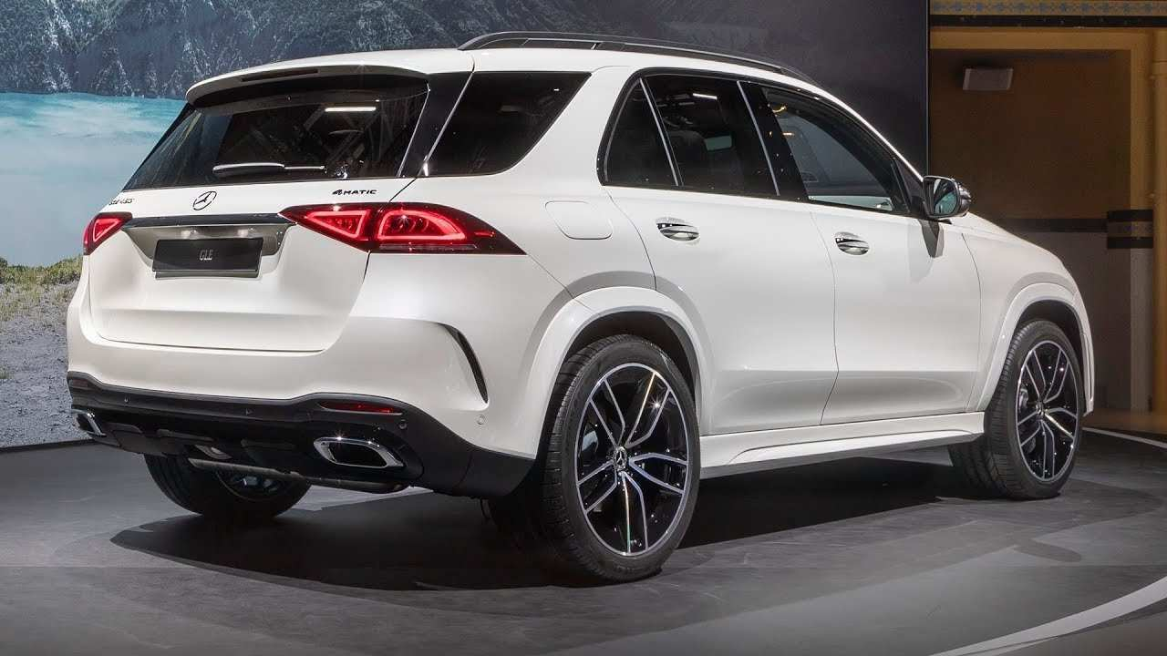 43 The 2019 Mercedes GLE Specs And Review