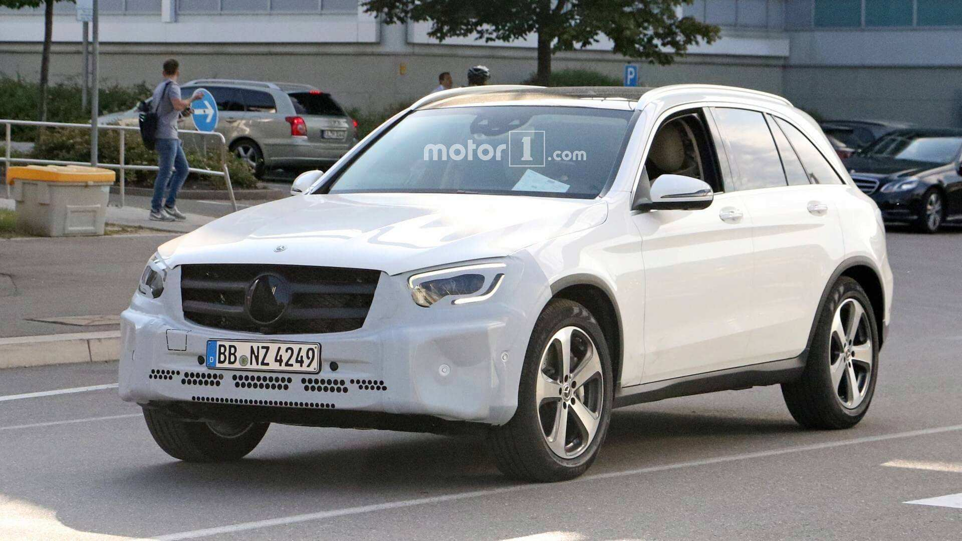 43 The 2019 Mercedes Glc New Model And Performance