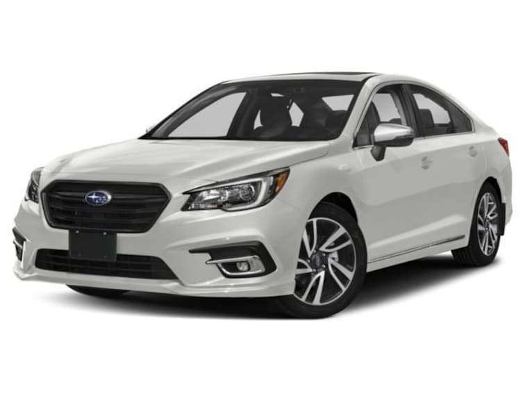 43 The 2019 Subaru Legacy New Concept