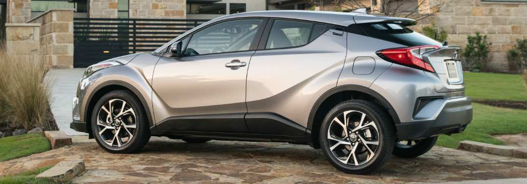 43 The 2019 Toyota C Hr Compact Style