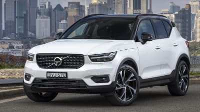 43 The 2019 Volvo Xc40 Length Engine