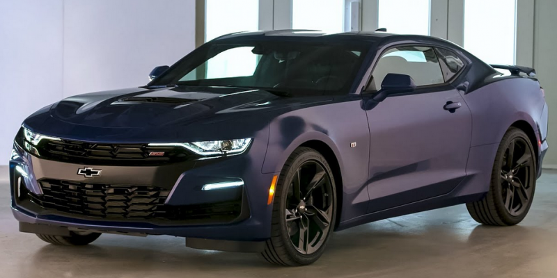 43 The 2020 Chevy Camaro Speed Test