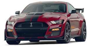 43 The 2020 Ford Mustang Shelby Gt500 Configurations