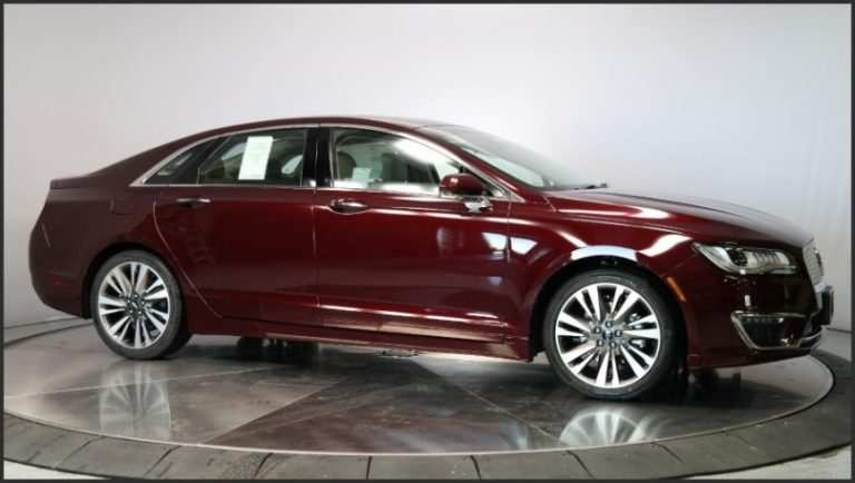43 The 2020 Lincoln MKZ Prices