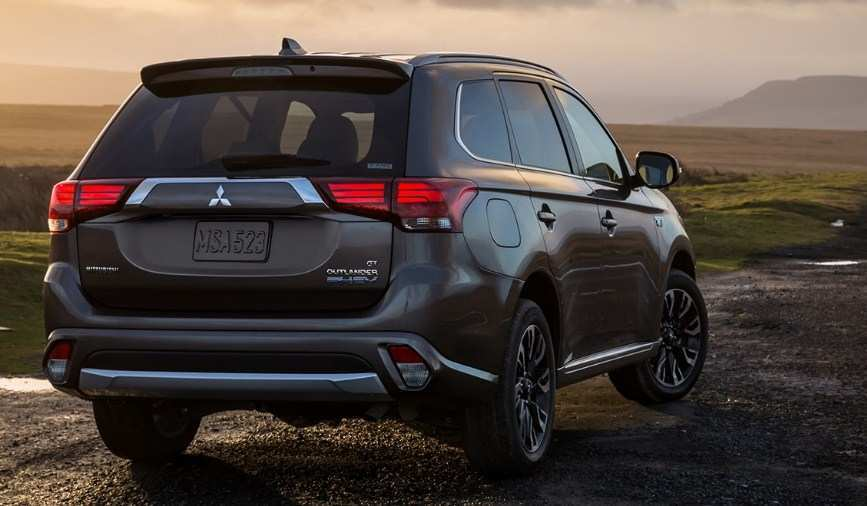 43 The 2020 Mitsubishi Outlander Price And Release Date